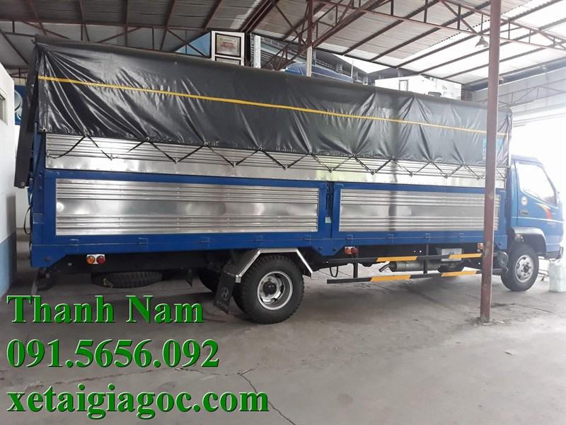 xe tải tmt 1,9 tấn thùng 6m2, xe tải nhẹ thùng 6m2